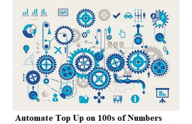 Automate top up